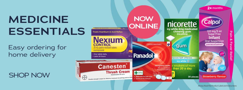 Medicine Essentials