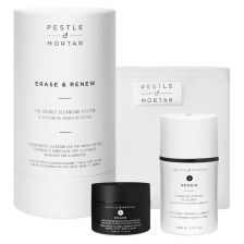 Pestle & Mortar Erase and Renew Double Cleanse Kit