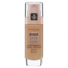 Maybelline Dream Radiant Liquid Hydrating Foundation  45 Light Honey