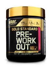 Optimum Nutrition Gold Standard Pre-Workout 330g