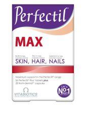 Vitabiotics Perfectil Max - 56 Pack & 28 Capsules