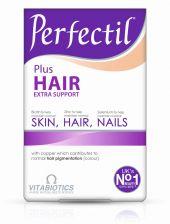 Vitabiotics Perfectil Plus Hair - 60 Pack