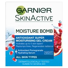 Garnier Moisture Bomb Hydrating Night Cream Moisturiser 50ml