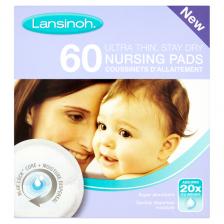 Lansinoh Disposable Nursing Pads (60pk)
