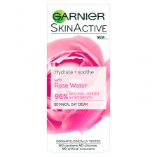 Garnier Natural Rose Water Moisturiser Sensitive Skin 50ml