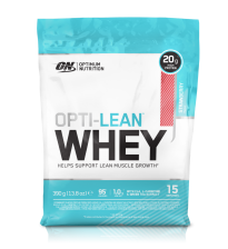 Optimum Nutrition Lean Whey Strawberry Pouch 390G