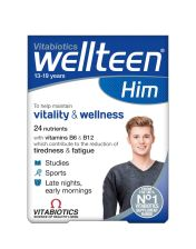 Vitabiotics Well Teen Him 30