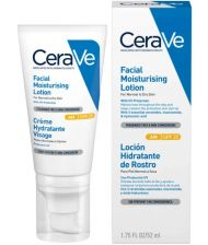 CeraVe Facial Moisturizing Lotion With SPF 25 -  52ml