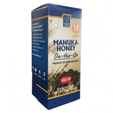 Manuka Honey On The Go Snap Pack Mgo 100+