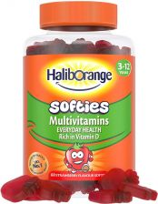 Haliborange Softies Multivitamin Strawberry -  60 Pack