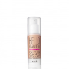 Benefit Hello Flawless Oxygen Wow Make-Up Spf25 - Toasted Beige