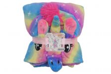 Pulse Girl Unicorn Dressing Gown A (8 - 9 Years)