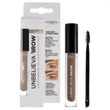L'Oréal Unbelievabrow Long-Lasting Brow Gel - Brown 104 3.4ml