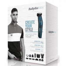 BaByliss BaByliss Men 12-in-1 Japanese Steel Face & Body Shaving Kit 7861U