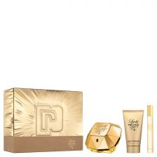 Paco Rebanne Lady Million EDP 90ml Set
