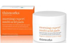 This Works Morning Expert Multi Acid Pads