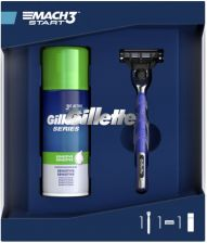 Gillette Mach3 Start 1Up + Series Foam