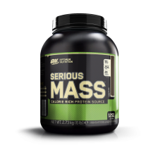Optimum Nutrition Serious Mass Chocolate E 6LB