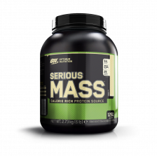 Optimum Nutrition Serious Mass Vanilla 6LB