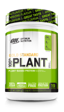 Optimum Nutrition On Gold Standard Plant Protein Vanilla 684g
