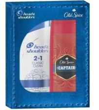 Head & Shoulders & Old Spice Captain 2pc