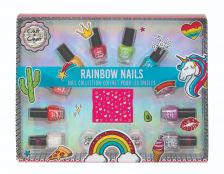 Chit Chat - Rainbow Nails Set