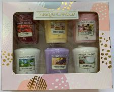Yankee Votive Set 6 Piece Candle Set