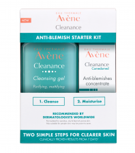 Avène Cleanance Anti-Blemish 2 Step Routine Kit
