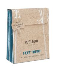 Weleda Feet Treat 75ML Gift Set