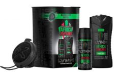 Lynx Africa 25 Years Man Washer Gift Set