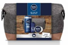 Nivea Men's On The Go Wash Kit