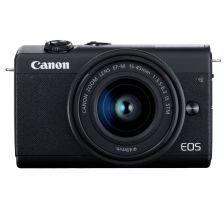 Canon EOS M200 15-45MM Black