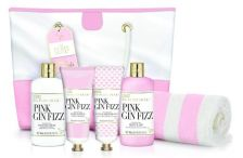 Bayliss & Harding Pink Gin Fizz Holiday Bag
