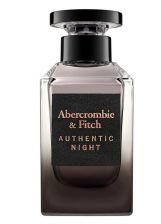 A&f Authentic Night Men Edt 100ML