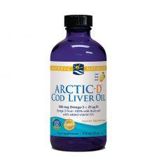 Nordic Naturals Artic-D Cod Liver Oil - 237ml