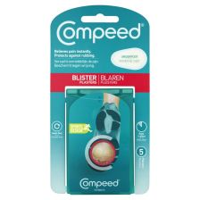 Compeed Underfoot Blister Plasters (5)