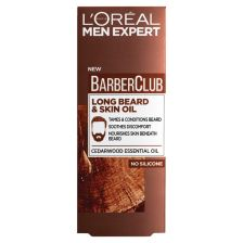 L'Oreal Men Expert Barber Club Long Beard Skin Oil 30ml