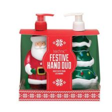 Christmas Novelty Festive Hand Duo