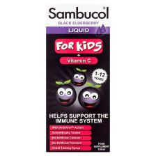 Sambucol for Kids Liquid Extract 120ml
