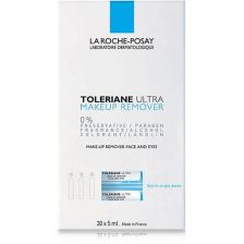La Roche Posay Toleriane Monodose Eye Make-Up Remover 30x5ml
