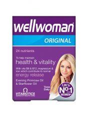 Vitabiotics Wellwoman Caps (30)