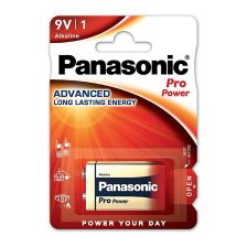 Panasonic Xtreme Power 9v Alkaline Battery