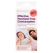 Natural Cycles Contraceptive Starter Kit