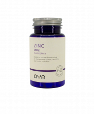 Aya Zinc Oxide 15mg With Copper-60
