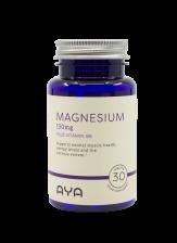 Aya Magnesium 150mg With B6- 30