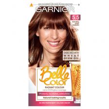 Garnier Belle Color 5.5 Natural Light Auburn Permanent Hair Dye