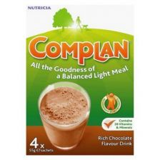 Nutricia Complan 4x57g