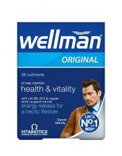 Vitabiotics Wellman Caps (30)