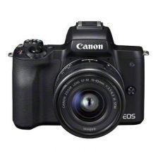 CANON EOS M50 15-45MM BLACK