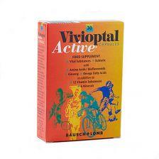 Vivioptal Food Supplement Caps (30)